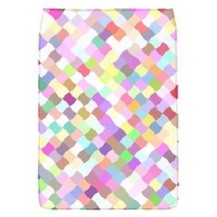 Mosaic Colorful Pattern Geometric Removable Flap Cover (s)