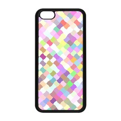 Mosaic Colorful Pattern Geometric Iphone 5c Seamless Case (black)