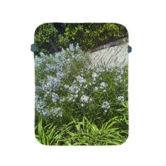 Lurie Garden Amsonia Apple Ipad 2/3/4 Protective Soft Cases by Riverwoman