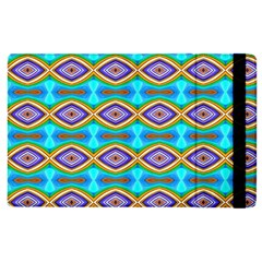 Abstract Colorful Unique Apple Ipad 2 Flip Case by Alisyart