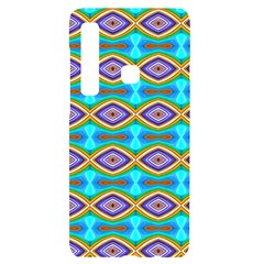 Abstract Colorful Unique Samsung A9 Frosting Case by Alisyart