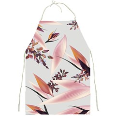 Memo Foral Full Print Aprons by tangdynasty
