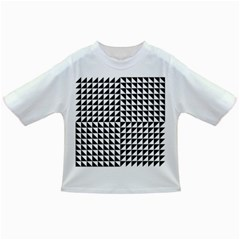 Optical Illusion Illusion Black Infant/toddler T Shirts
