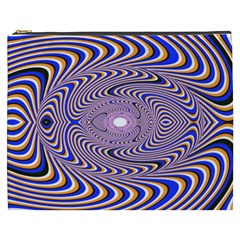 Illusion Head Idea Irritation Cosmetic Bag (xxxl)