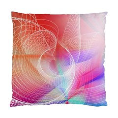 Background Nebulous Fog Rings Standard Cushion Case (one Side)