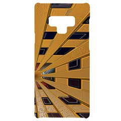Graphics Assembly Transformation Samsung Note 9 Frosting Case