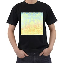 Wallpaper Scrapbook Paisley Men s T Shirt (black)