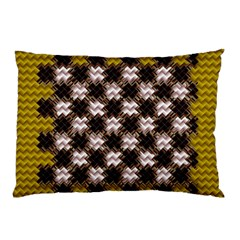 Graphics Wallpaper Desktop Assembly Pillow Case (two Sides)