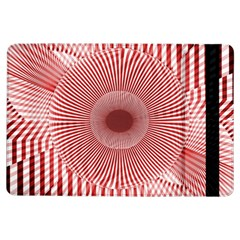 Fractals Abstract Pattern Flower Ipad Air Flip