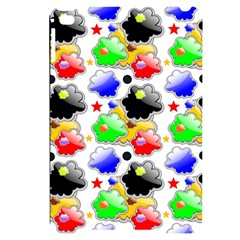 Pattern Background Wallpaper Design Apple Ipad Mini 4 Black Frosting Case