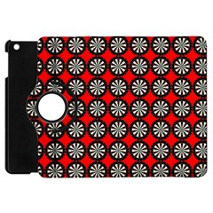 Darts Dart Board Board Target Game Apple Ipad Mini Flip 360 Case