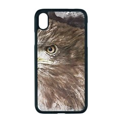 Sea Eagle Raptor Nature Predator Iphone Xr Seamless Case (black)