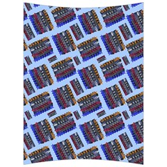 Abstract Pattern Seamless Artwork Back Support Cushion