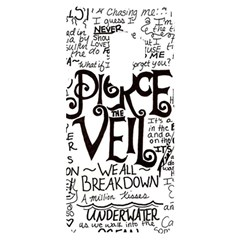 Pierce The Veil Music Band Group Fabric Art Cloth Poster Samsung S9 Plus Frosting Case