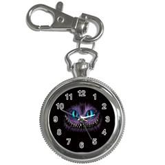 Cheshire Cat Animation Key Chain Watches by Sudhe