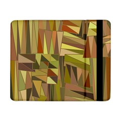 Earth Tones Geometric Shapes Unique Samsung Galaxy Tab Pro 8 4  Flip Case