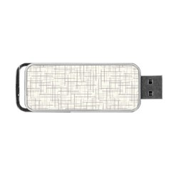 Abstract Lines Portable Usb Flash (two Sides) by tarastyle