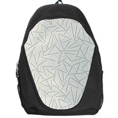 Abstract Lines Backpack Bag by tarastyle