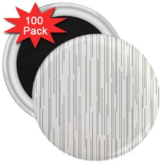 Abstract Lines 3  Magnets (100 Pack) by tarastyle