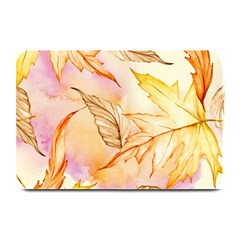 Watercolor Autumn Garden Plate Mats by tarastyle