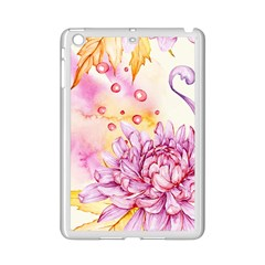 Watercolor Autumn Garden Ipad Mini 2 Enamel Coated Cases by tarastyle