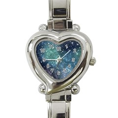 Above All Things Heart Italian Charm Watch by WensdaiAddamns