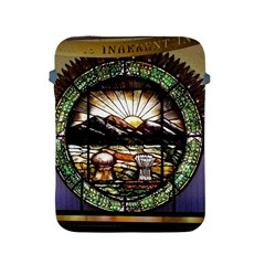 Ohio Seal Apple Ipad 2/3/4 Protective Soft Cases by Riverwoman