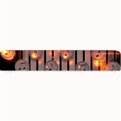 Music Notes Sound Musical Audio Small Bar Mats