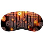 Music Notes Sound Musical Audio Sleeping Masks Front