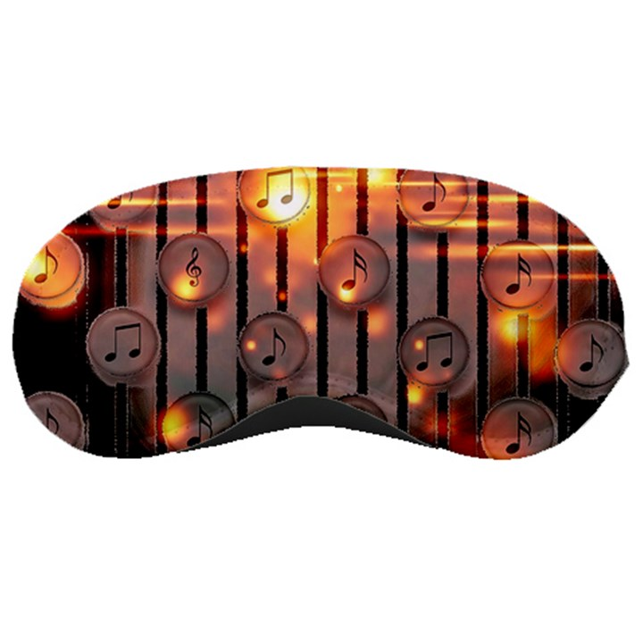 Music Notes Sound Musical Audio Sleeping Masks