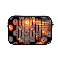Music Notes Sound Musical Audio Apple Macbook Pro 13  Zipper Case