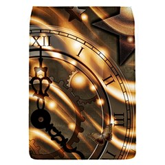 Time Clock Star Hour Day Night Removable Flap Cover (s)
