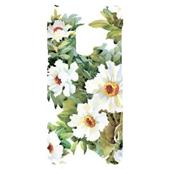 White Flowers Paint Samsung S9 Frosting Case