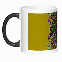 Ornate Dots And Decorative Colors Morph Mugs by pepitasart