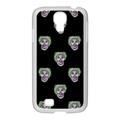 Creepy Zombies Motif Pattern Illustration Samsung Galaxy S4 I9500/ I9505 Case (white)