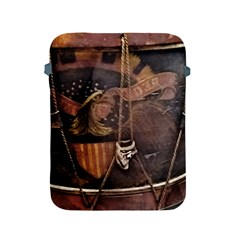 Grand Army Of The Republic Drum Apple Ipad 2/3/4 Protective Soft Cases by Riverwoman