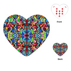 Ml 136 Playing Cards (heart) by ArtworkByPatrick