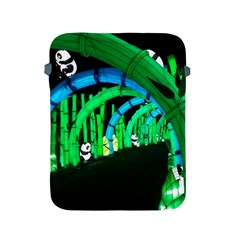Dragon Lights Panda Apple Ipad 2/3/4 Protective Soft Cases by Riverwoman