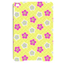 Traditional Patterns Plum Apple Ipad Mini 4 Black Frosting Case by Mariart