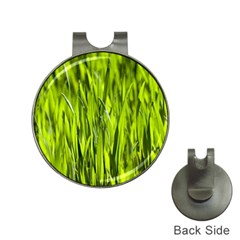 Agricultural Field   Hat Clips With Golf Markers by rsooll