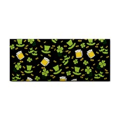 St Patricks Day Pattern Hand Towel