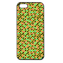 Back To The 80s Iphone 5 Seamless Case (black) by tarastyle