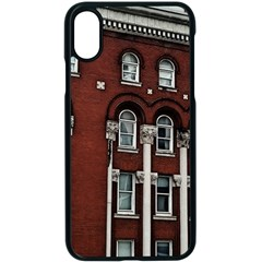 Great Southern Hotel Iphone Xs Seamless Case (black)