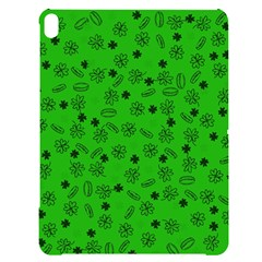 St Patricks Day Pattern Apple Ipad Pro 12 9   Black Frosting Case