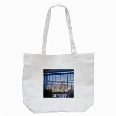 Ohio Statehouse Tote Bag (white) by Riverwoman