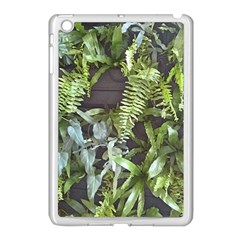 Living Wall Apple Ipad Mini Case (white) by Riverwoman