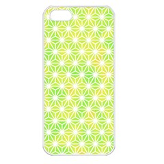 Traditional Patterns Hemp Pattern Iphone 5 Seamless Case (white)