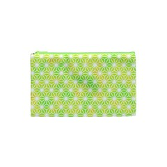 Traditional Patterns Hemp Pattern Cosmetic Bag (xs)