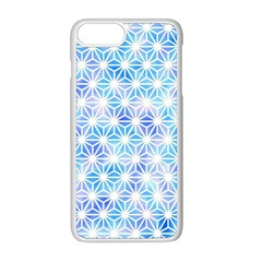 Traditional Patterns Hemp Pattern Iphone 8 Plus Seamless Case (white)