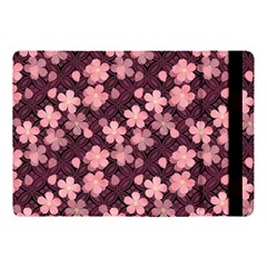 Cherry Blossoms Japanese Style Pink Apple Ipad Pro 10 5   Flip Case